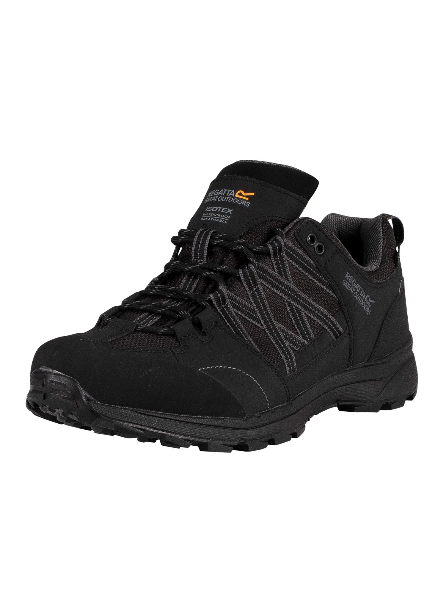 Samaris II Low Walking Boots