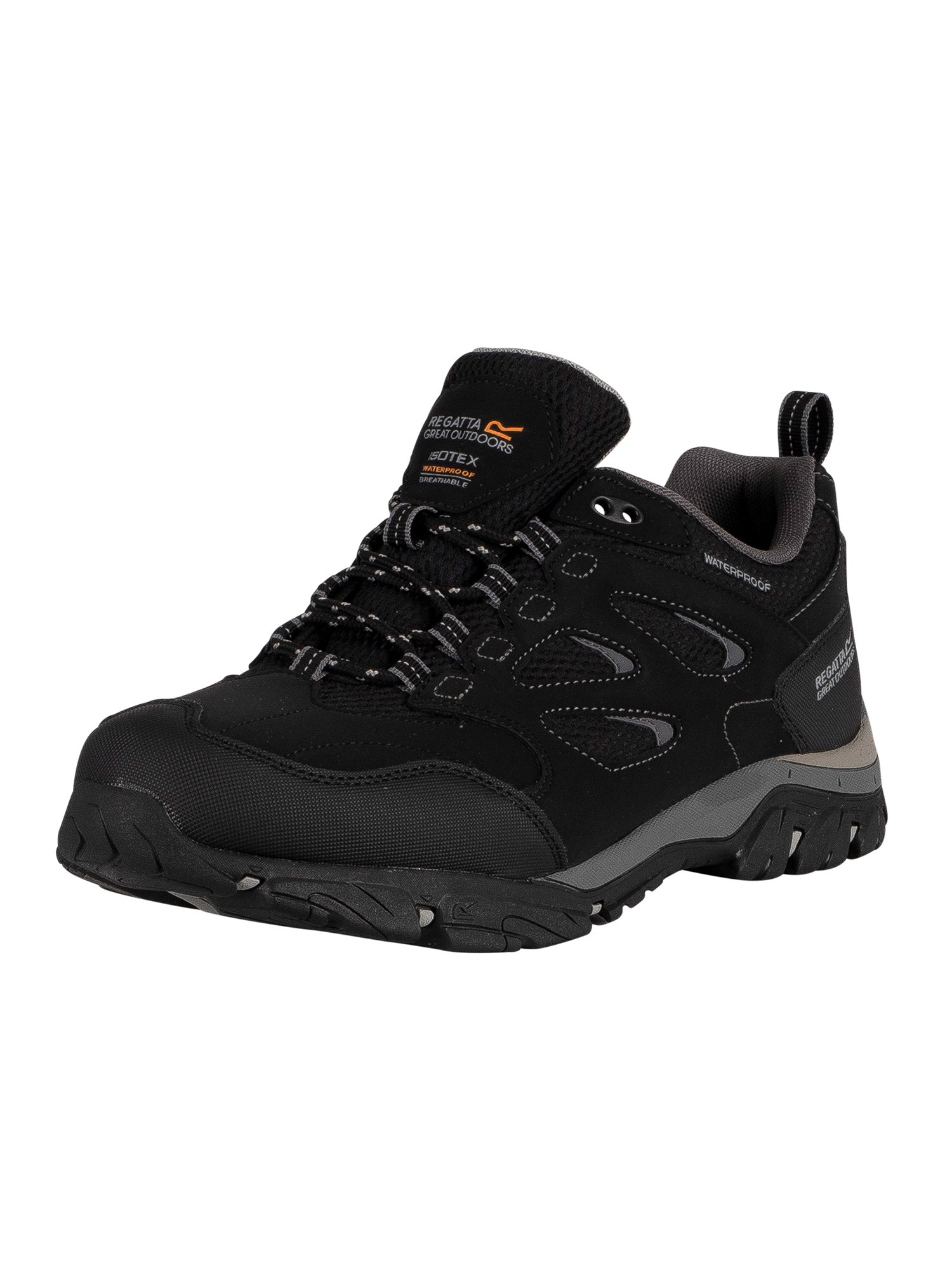 Holcombe IEP Low Walking Boots