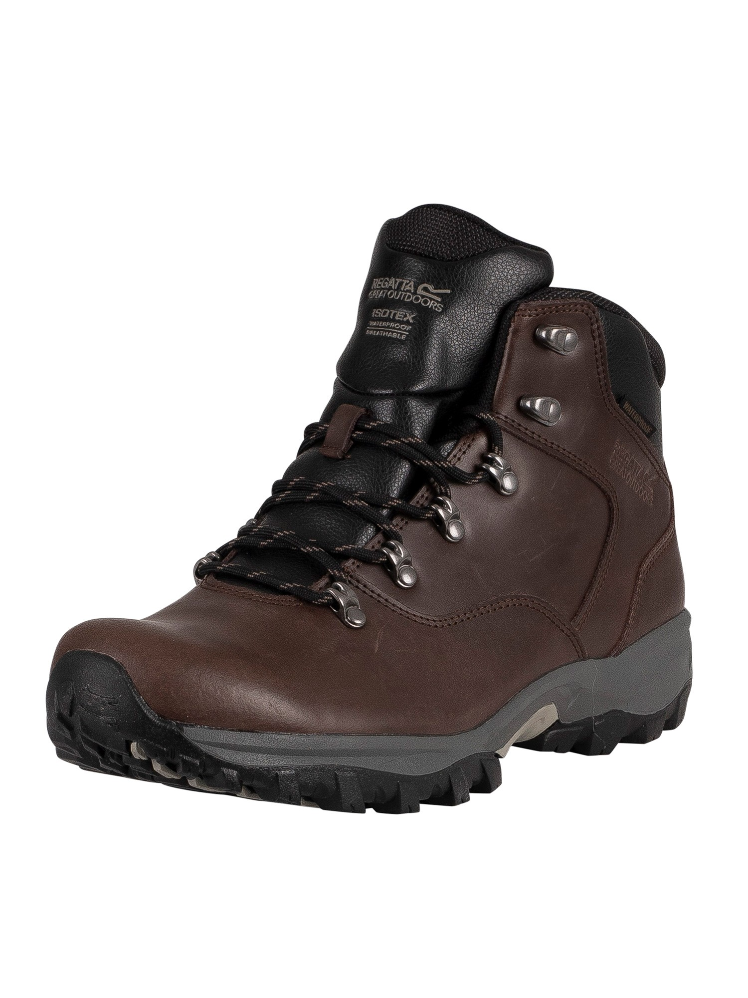 Bainsford Hiking Leather Boots
