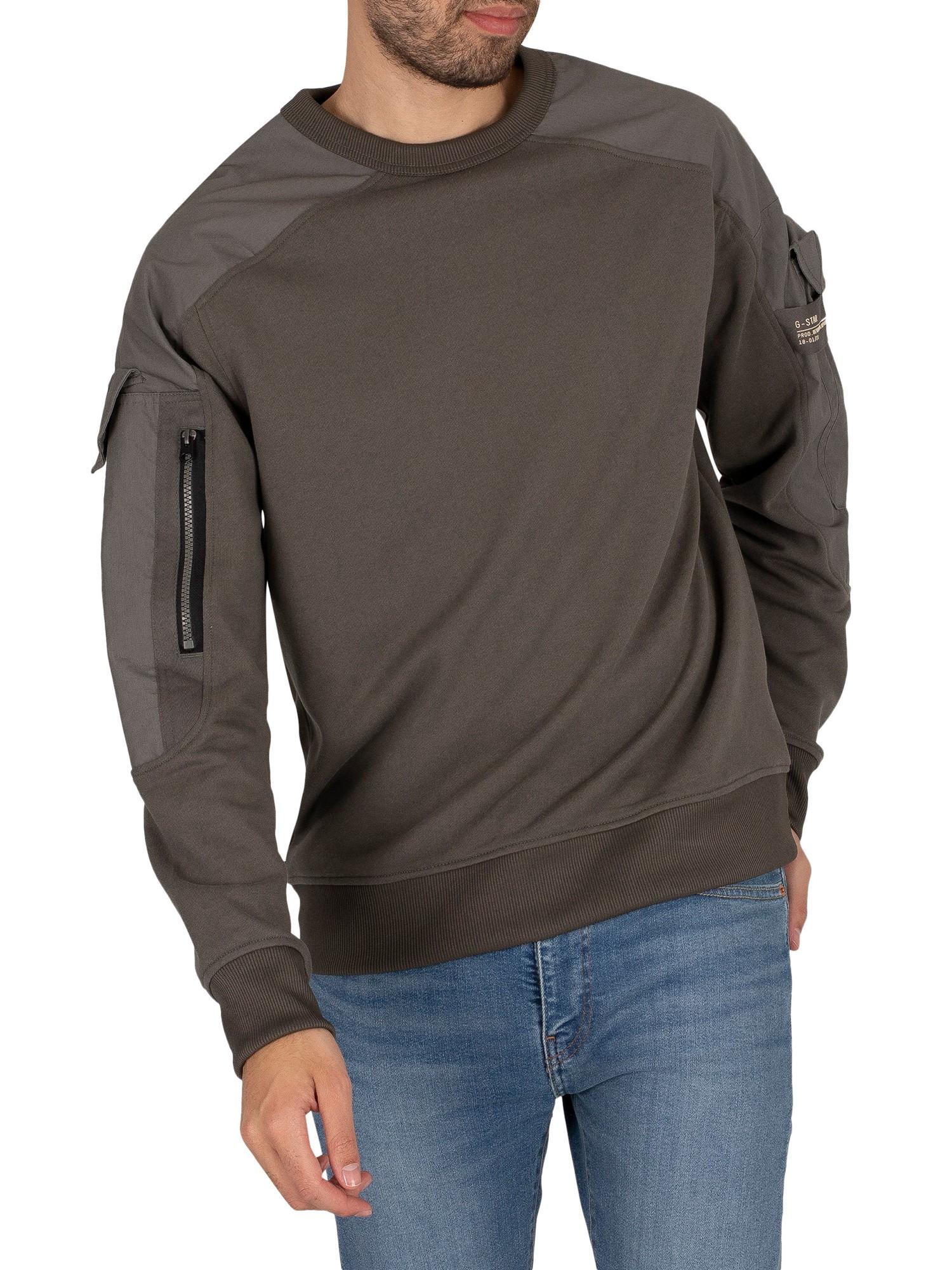 Container-Sweatshirt