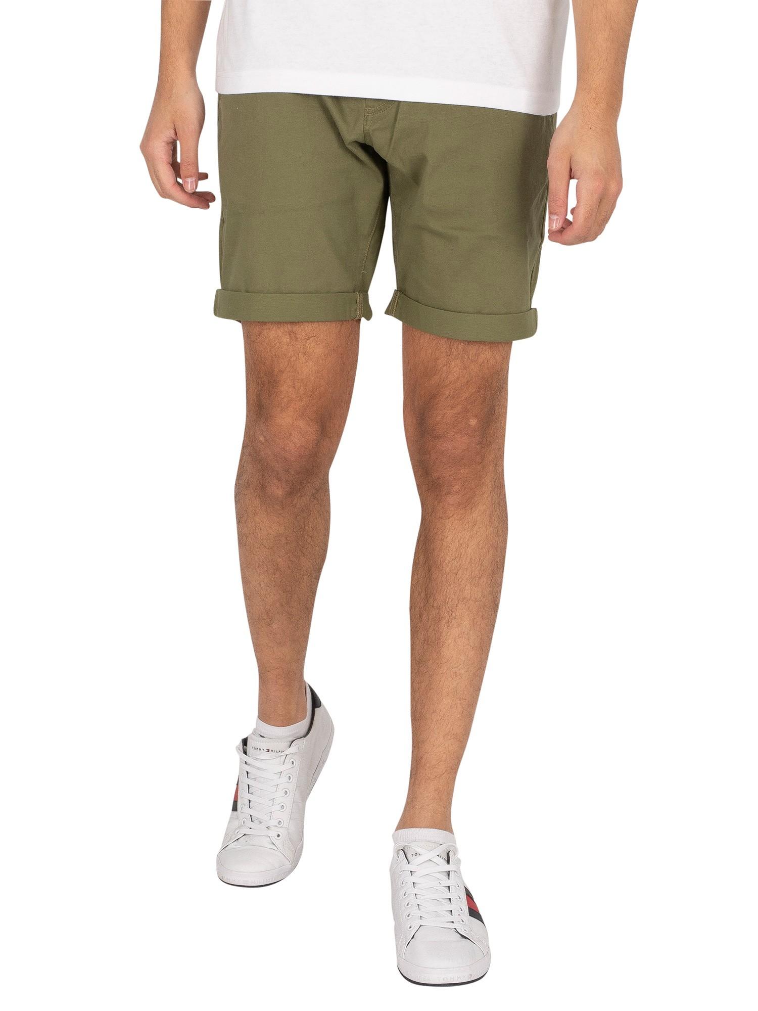 Scanton Chino Slim Shorts