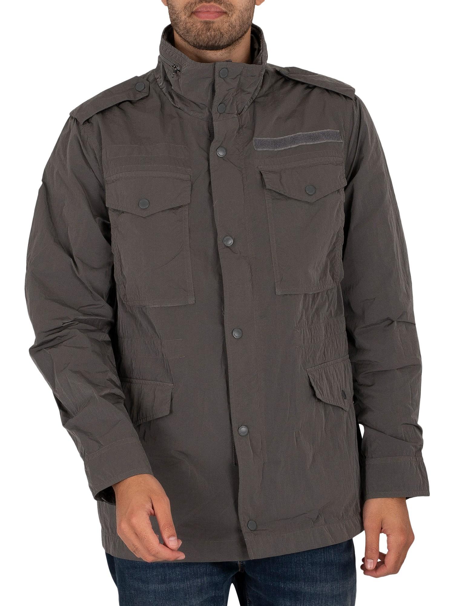 New-Military-Field-Jacket