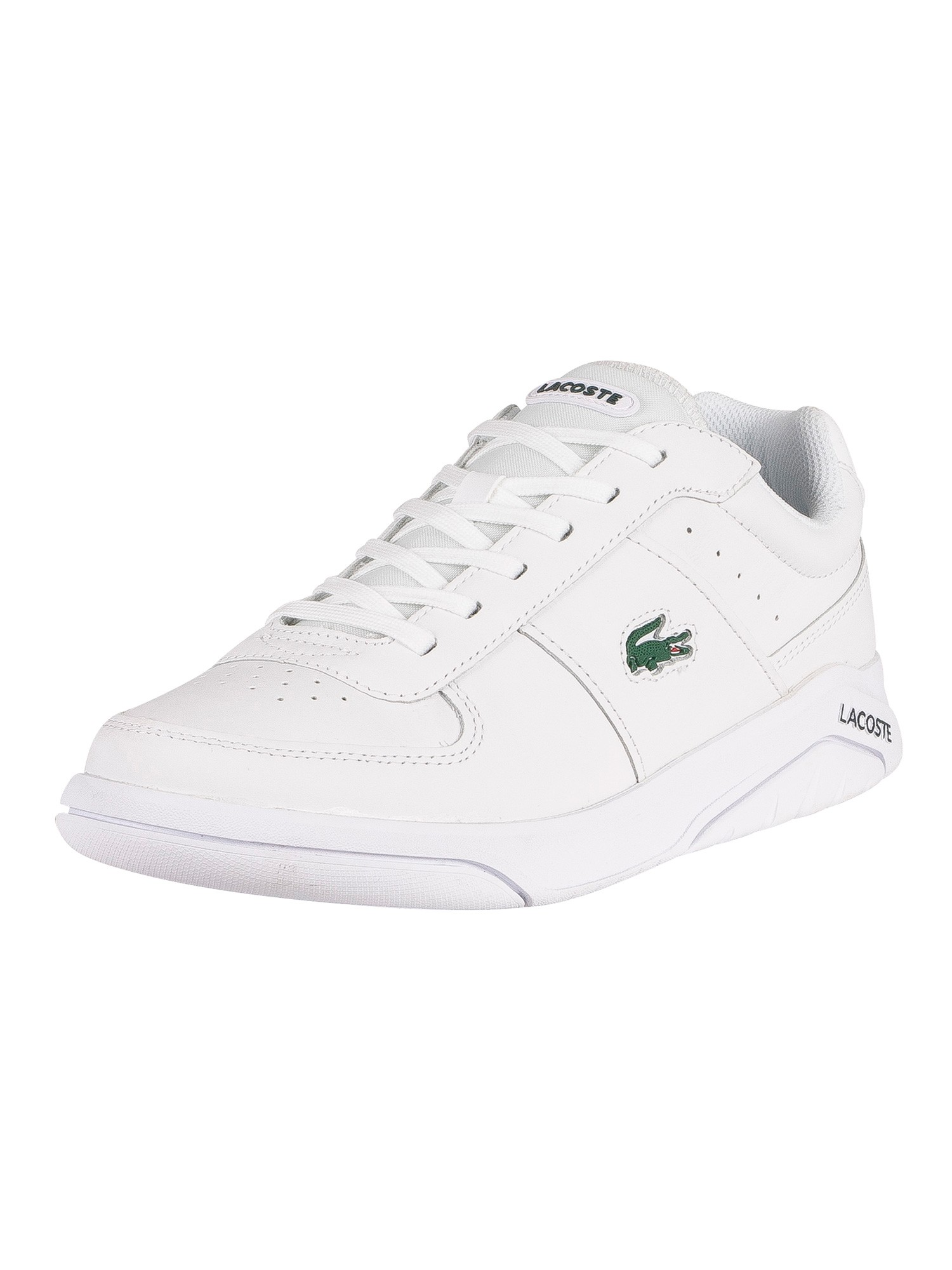 Game Advance 0121 1 SMA Leather Trainers