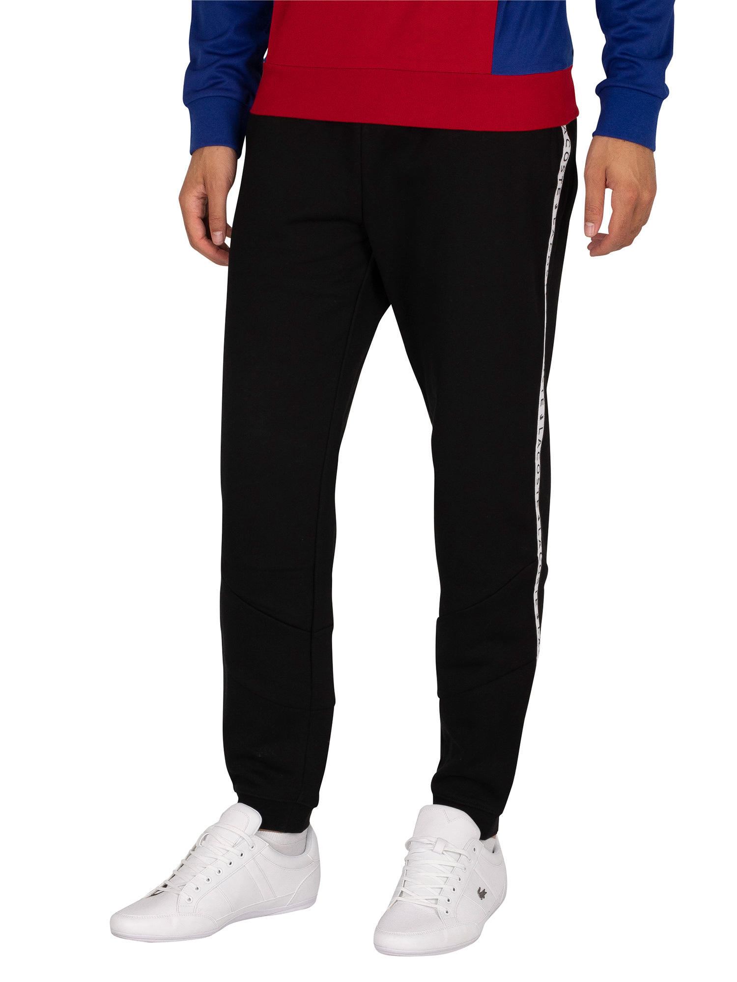 Logo Tapered Joggers