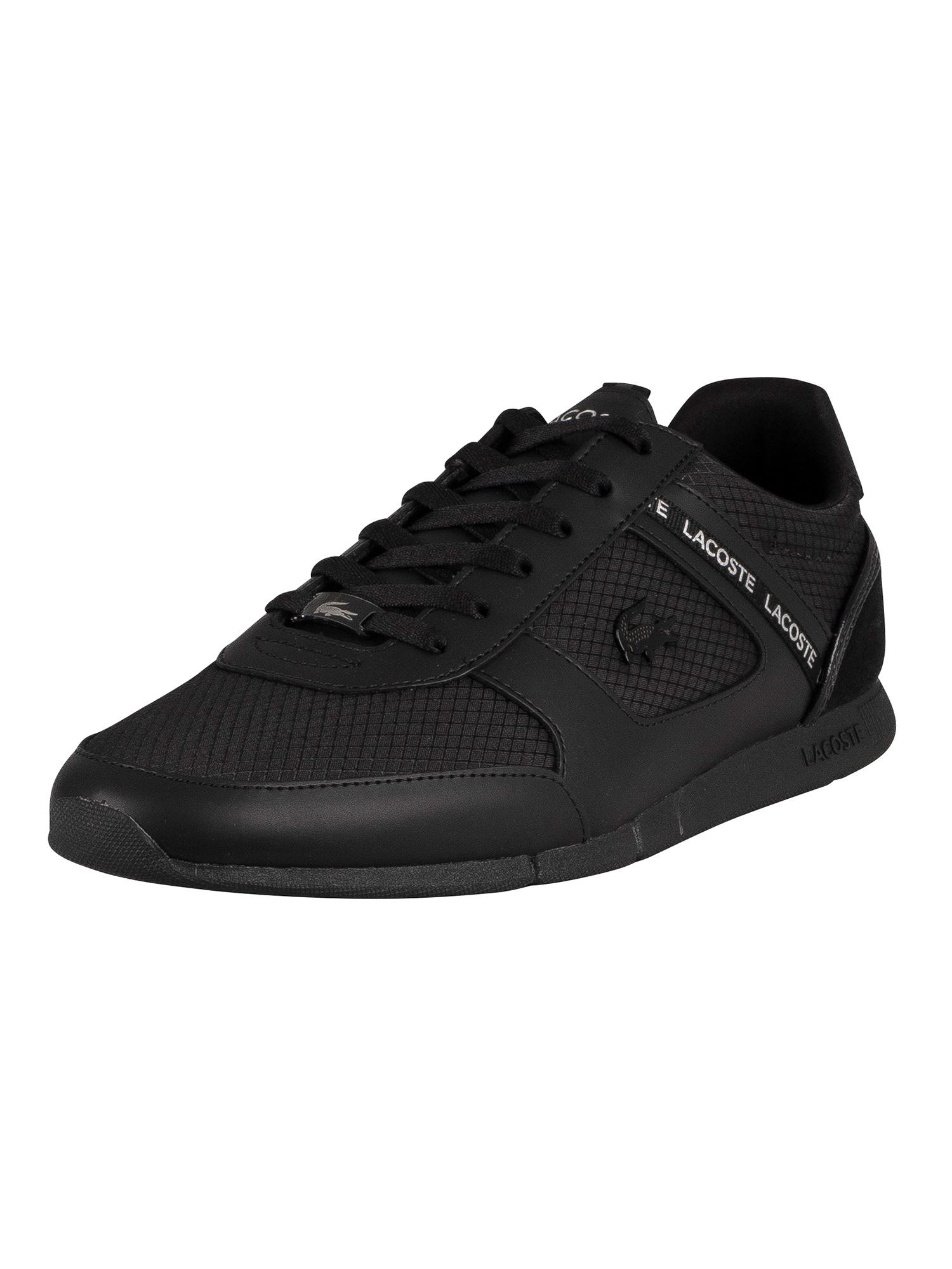 Menerva 0121 1 QSP CMA Leather Trainers