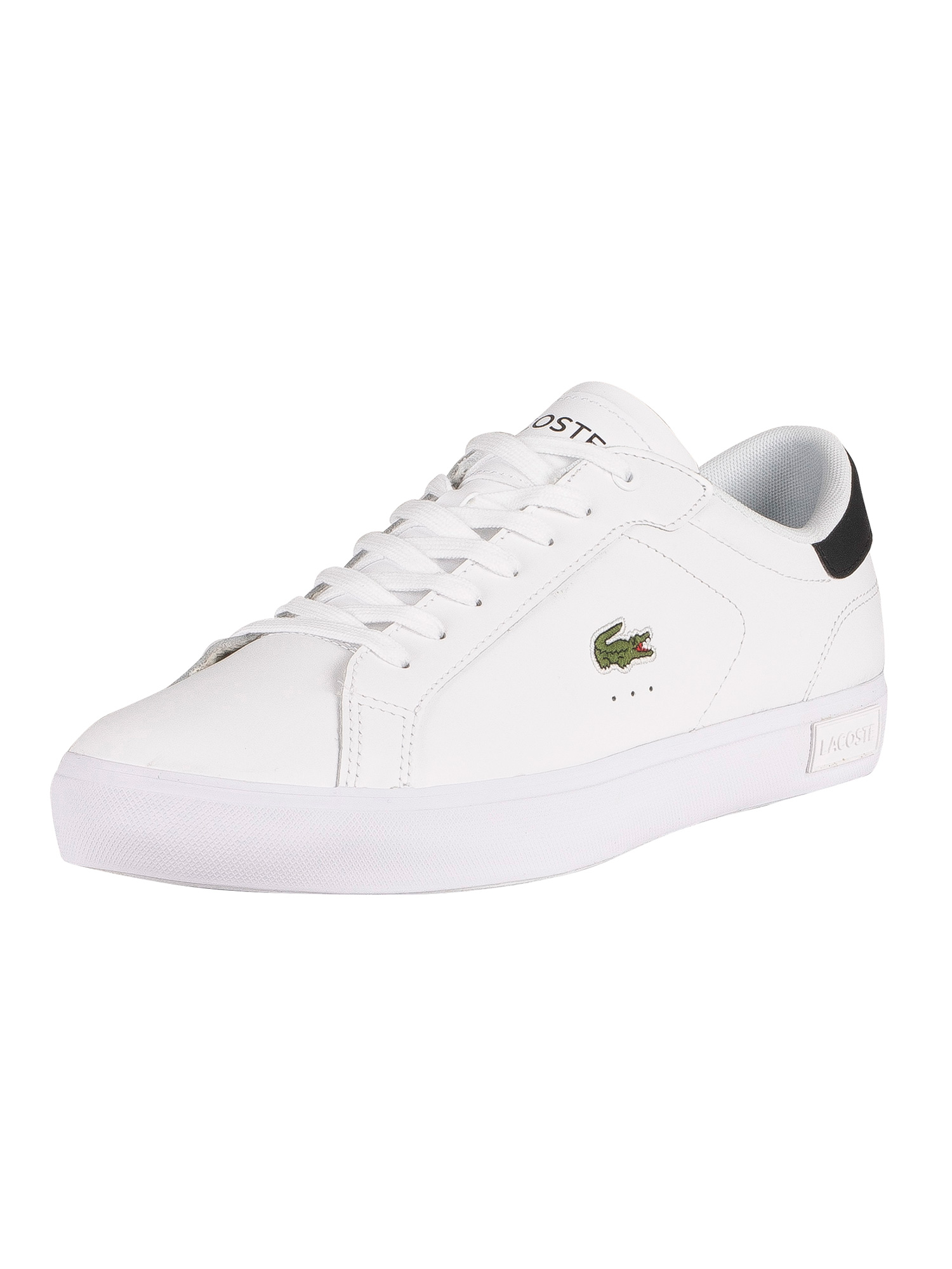 Powercourt 0121 1 SMA Leather Trainers