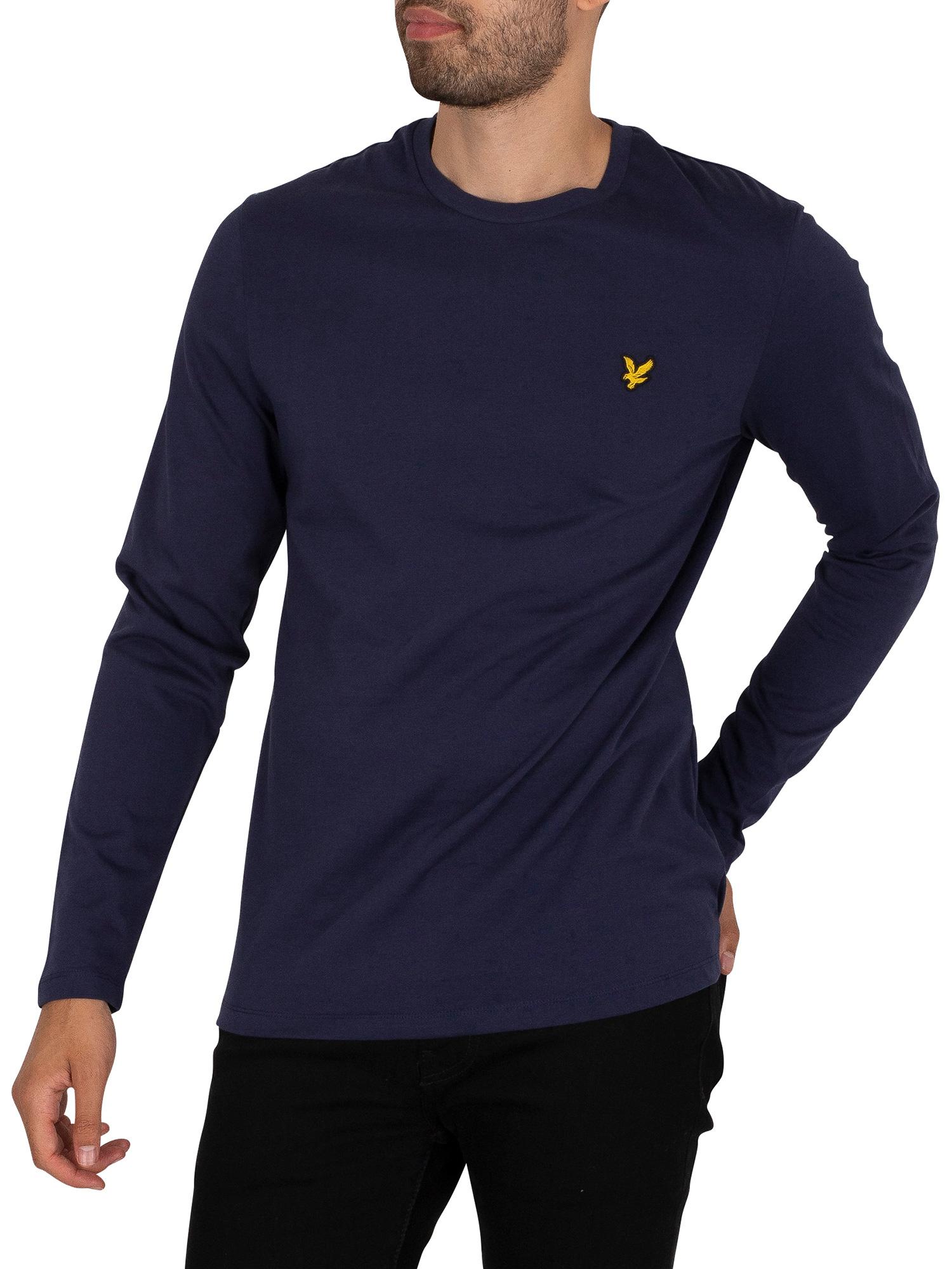 Plain-Longsleeved-TShirt