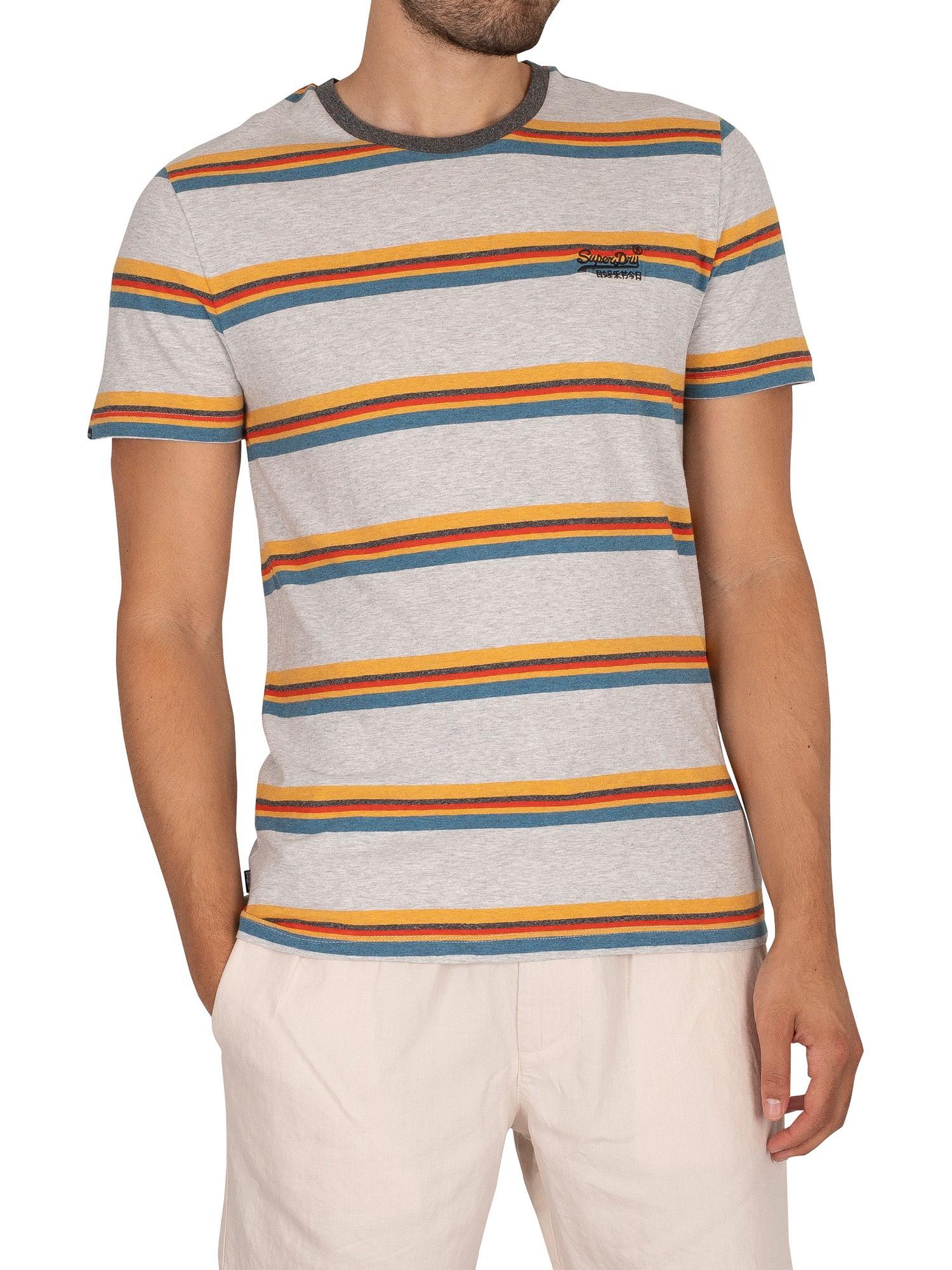Original-Logo-Stripe-TShirt