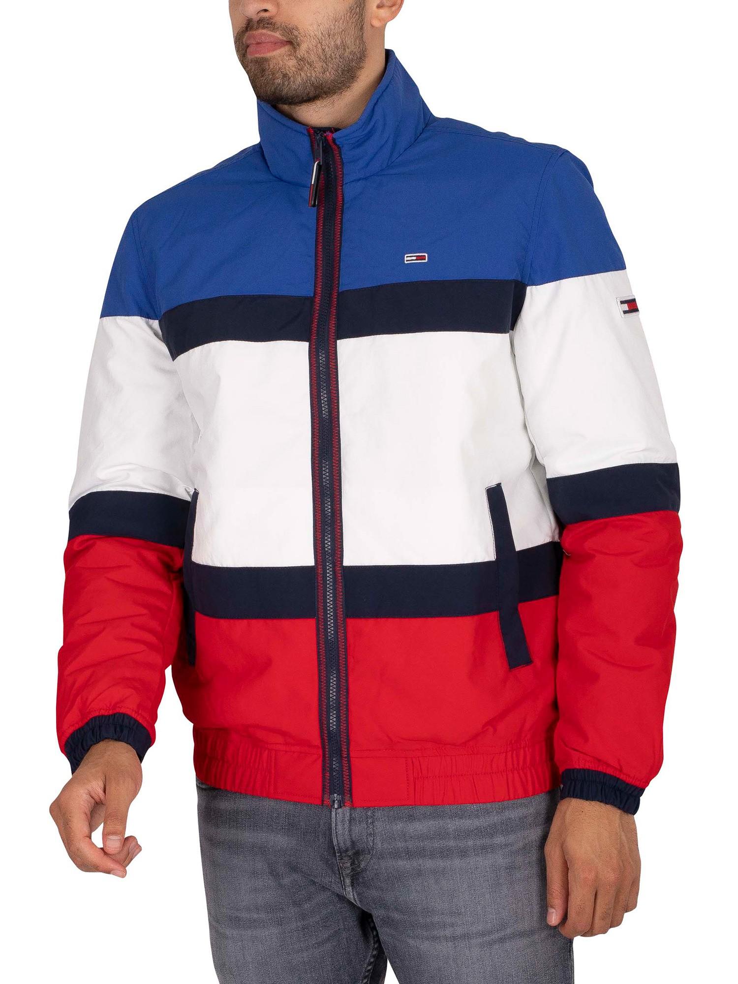 Colourblock Padded Jacket