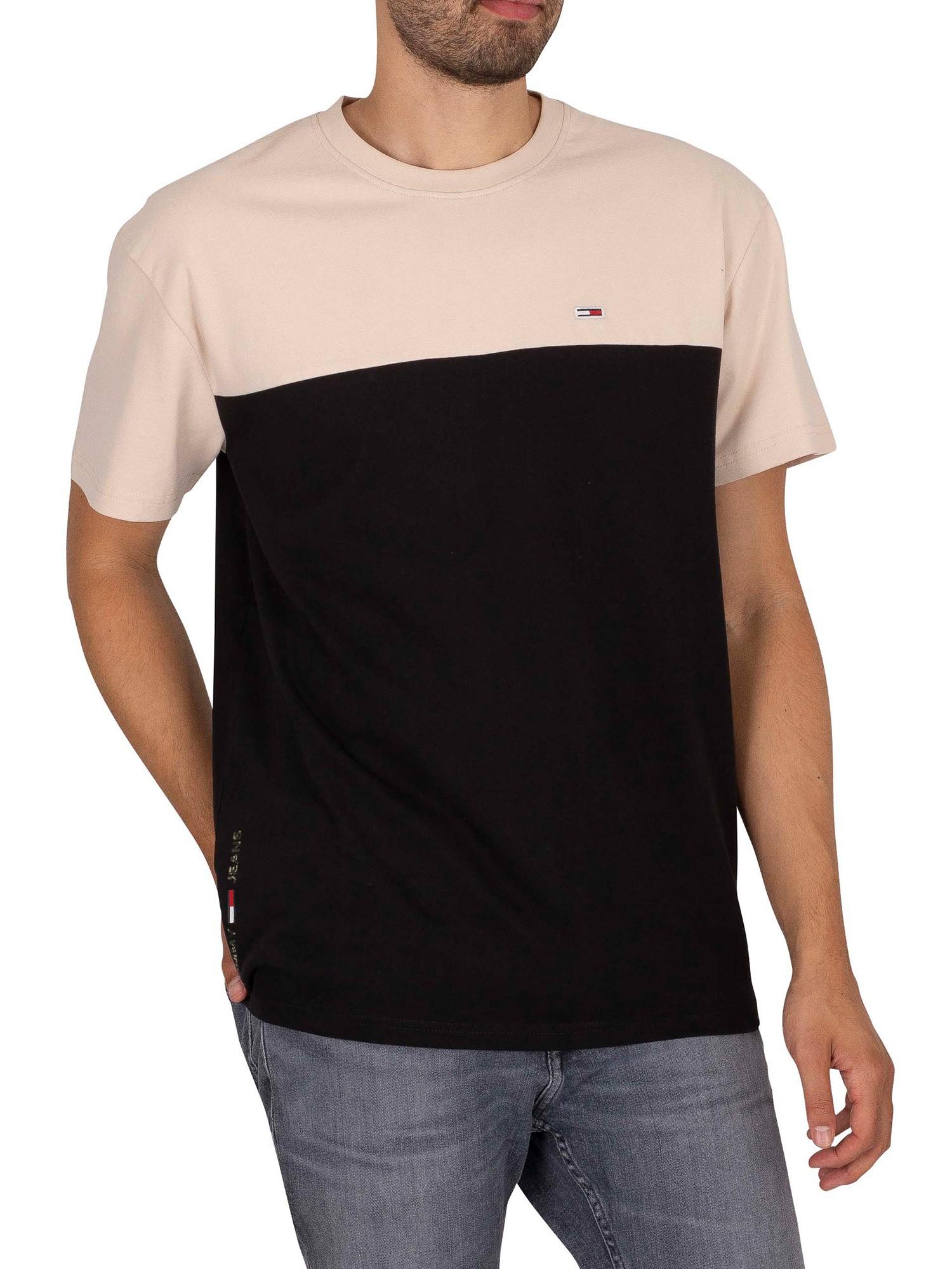 Yoke Colourblock T-Shirt
