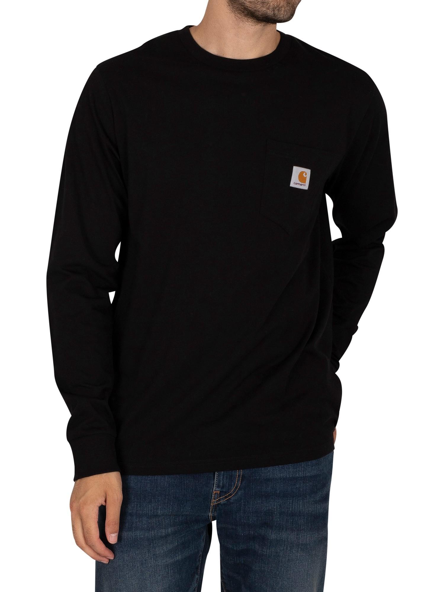 Longsleeved-Pocket-TShirts