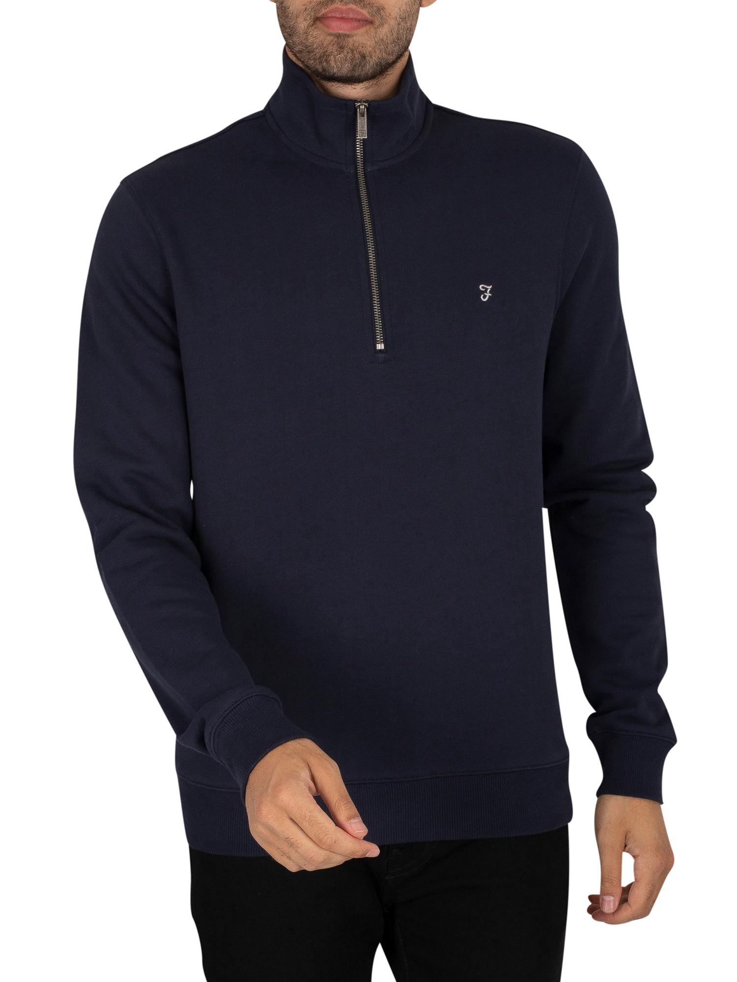 Aintree-14-Zip-Track-Jacket