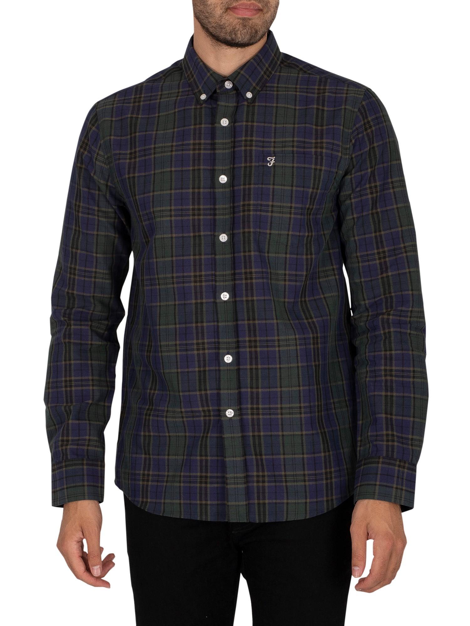 Edina-Check-Oxford-Shirt