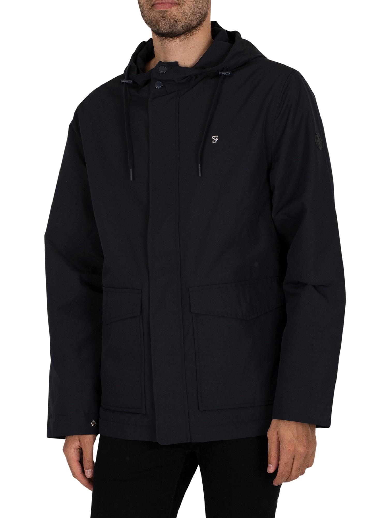 Higgs-Hooded-Jacket