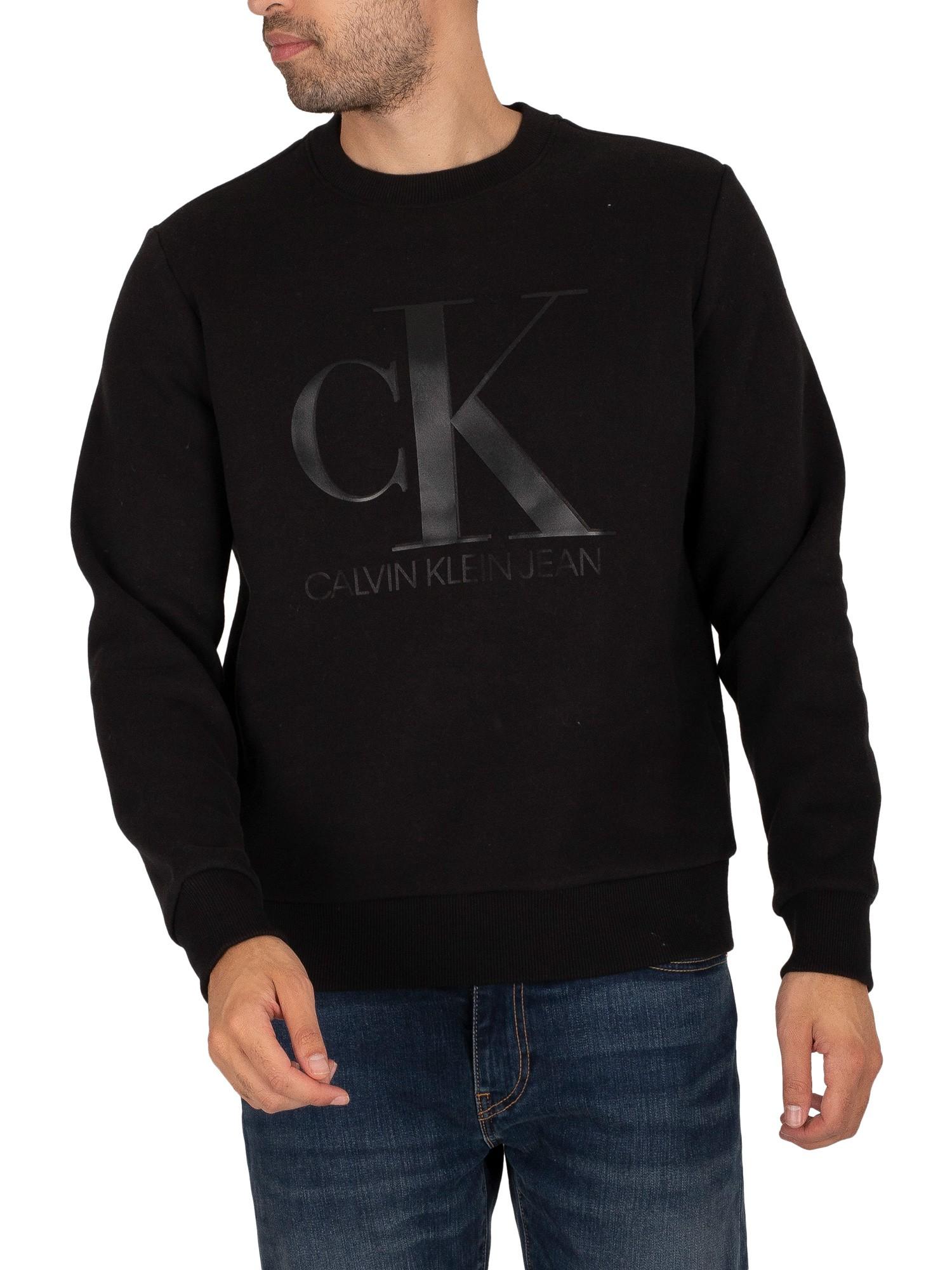 Leather-Monogram-Sweatshirt