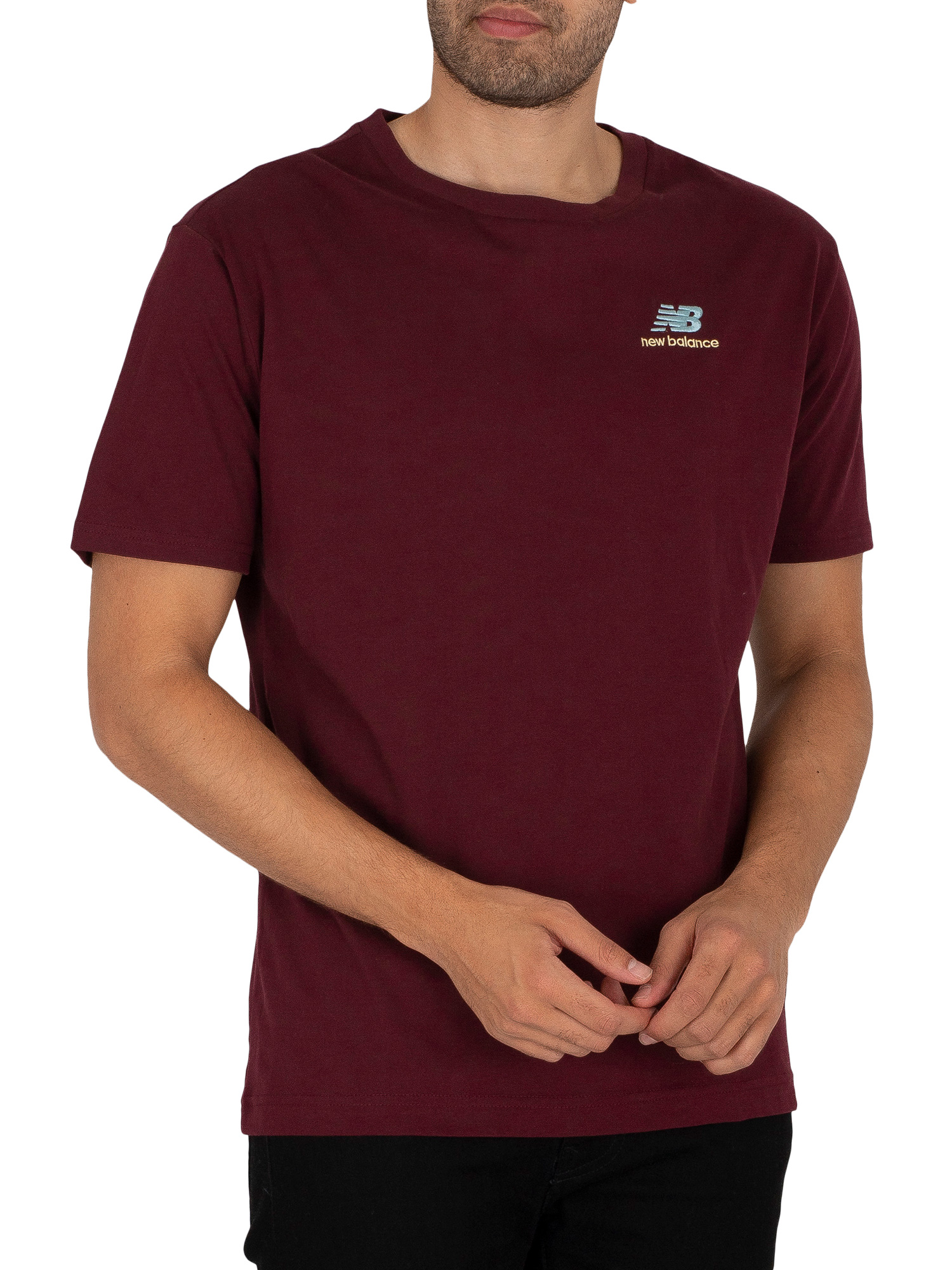 Essentials Relaxed Embroidered T-Shirt