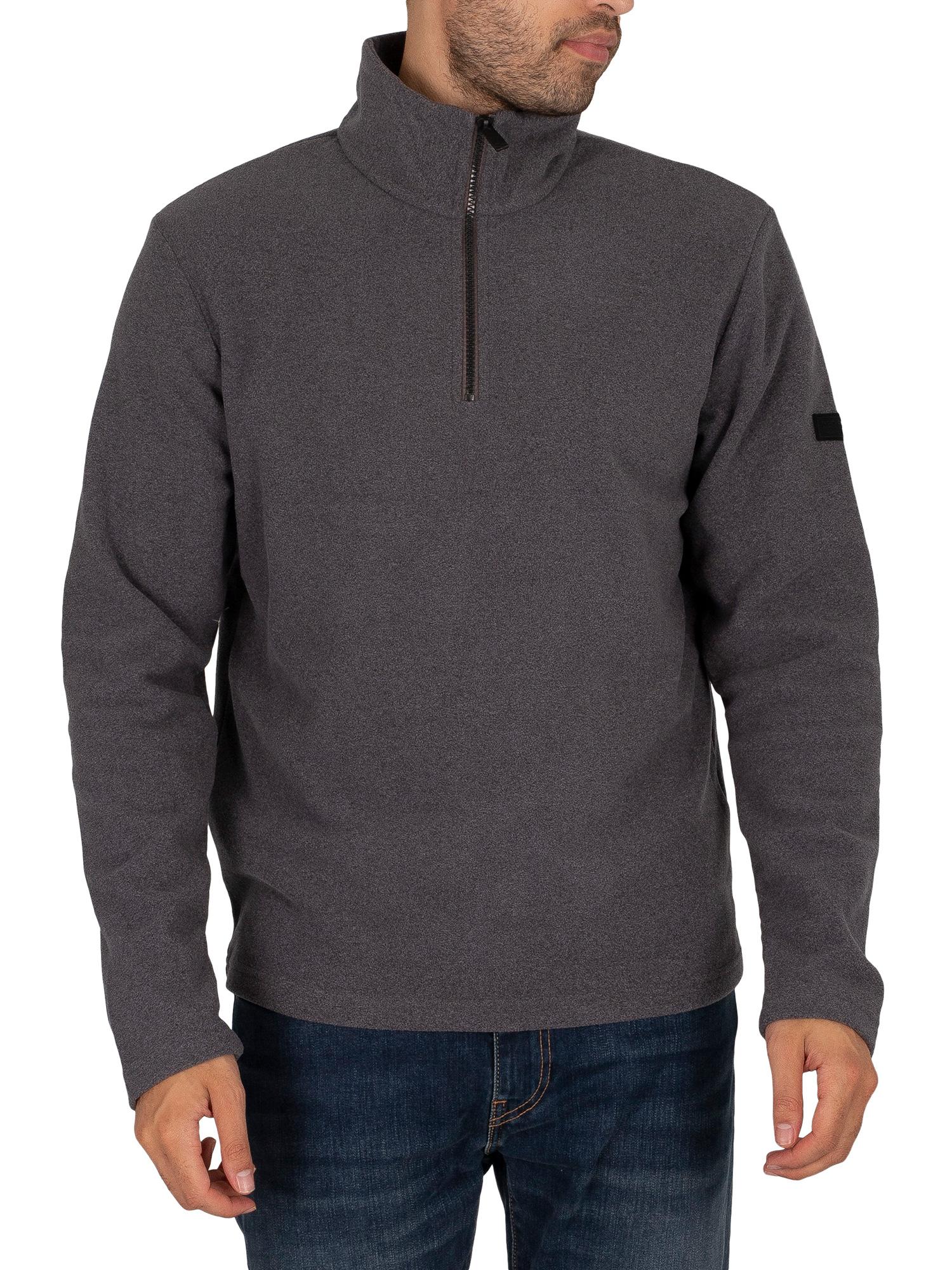 Edley Zip Sweatshirt