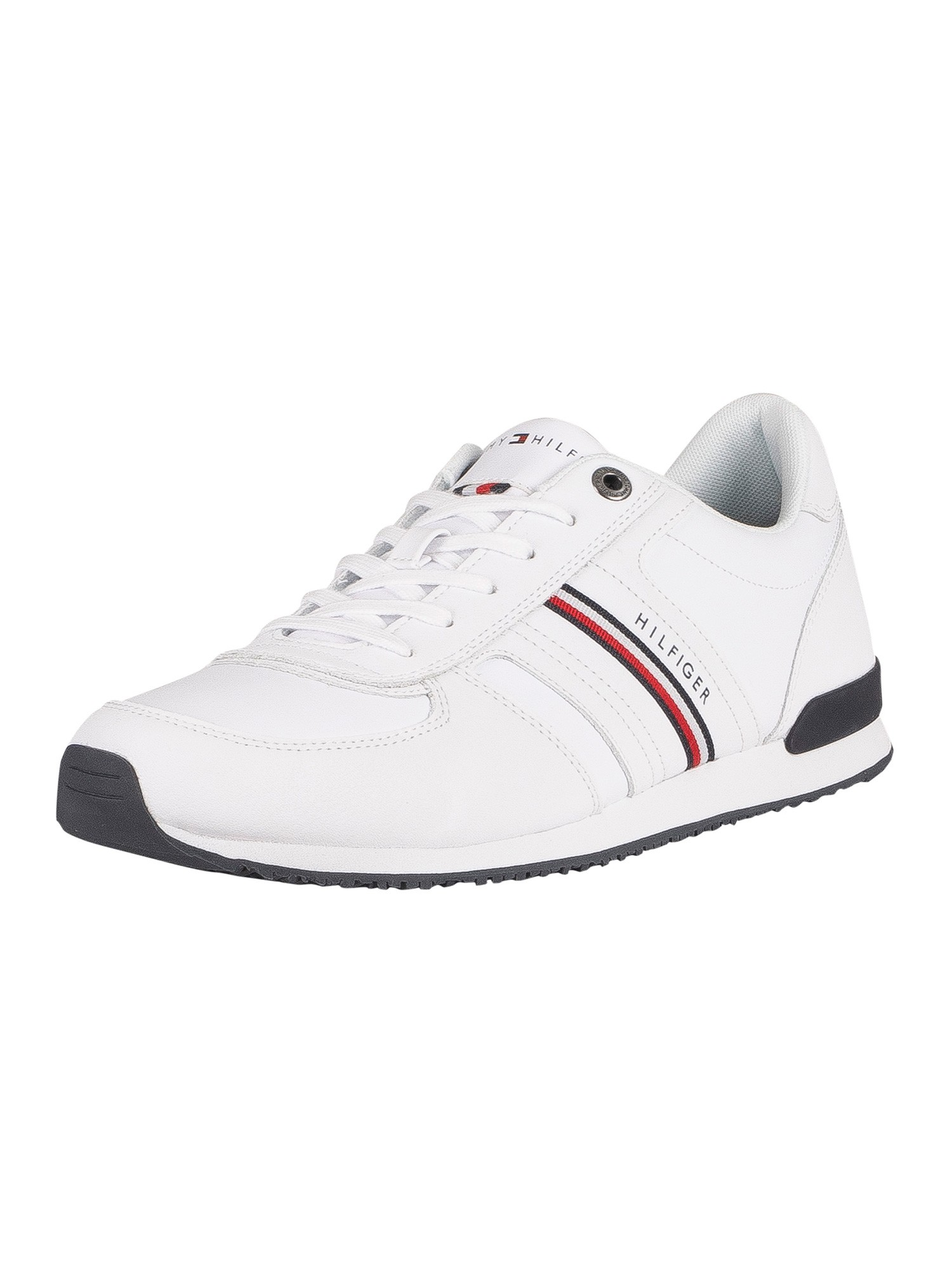 Iconic Leather Runner Trainers