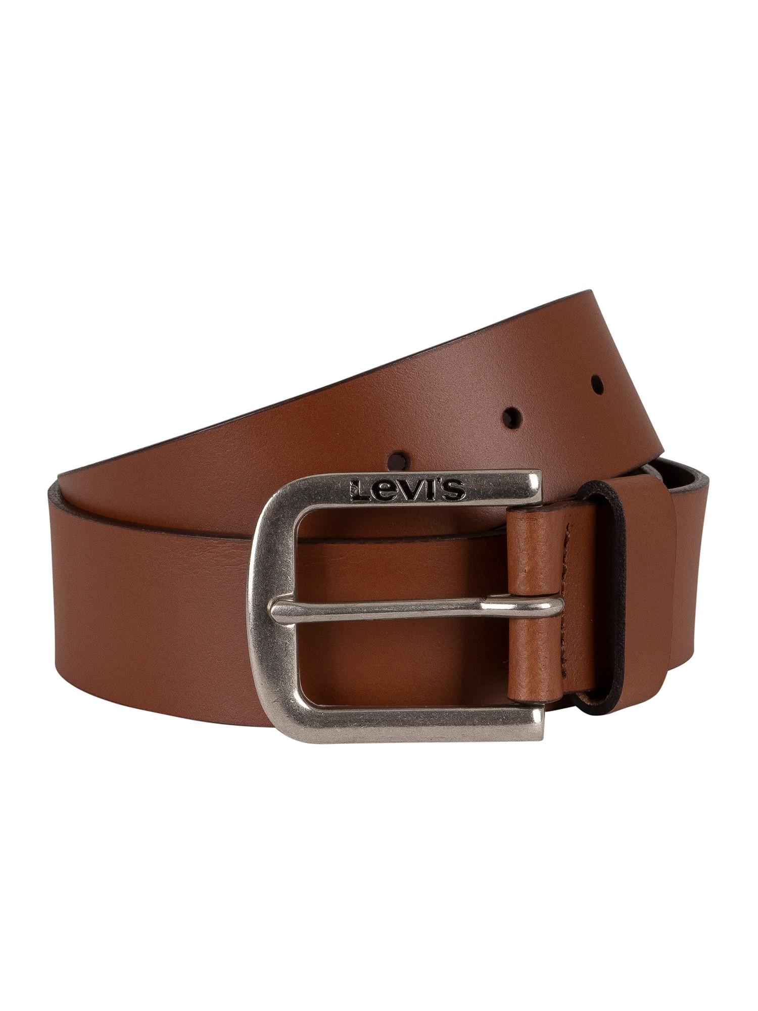 Seine Leather Belt