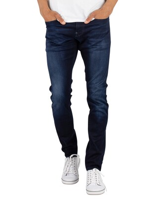 G-Star Revend Skinny Superstretch Jeans - Dark Aged