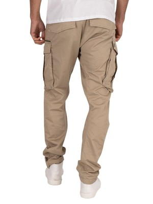 G-Star Rovic Tapered Zip 3D Cargos - Dune