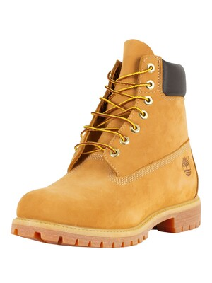 Timberland Wheat Yellow AF 6 Inch Premium BT Boots