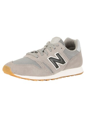New Balance 373 Trainers - Grey/Black