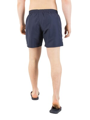 EA7 Sea World Swim Shorts - Navy Blue