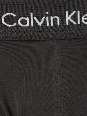 Calvin Klein Black 2 Pack Cotton Stretch Jockstrap