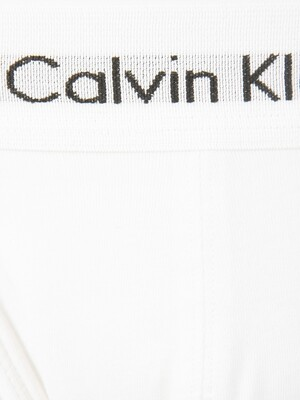 Calvin Klein 2 Pack Cotton Stretch Jockstrap - White