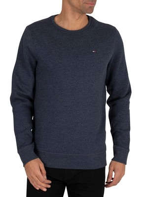 Tommy Jeans Original Sweatshirt - Black Iris