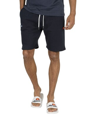 Ellesse Noli Fleece Sweat Shorts - Dress Blue