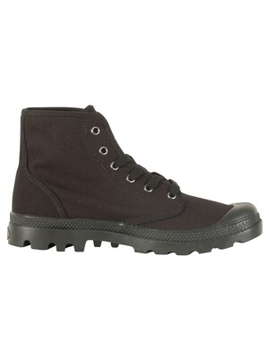 Palladium US Pampa HI Boots  - Black