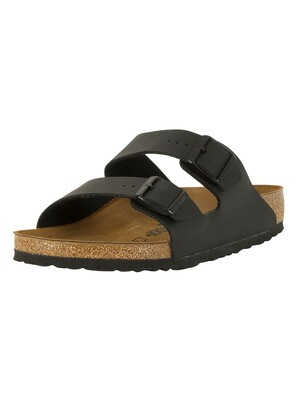 Birkenstock Arizona Birko-Flor Sandals - Black