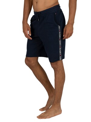 Tommy Hilfiger Tapping Sweat Shorts - Navy Blazer