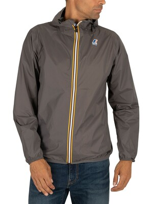 K-Way Le Vrai 3.0 Claude Jacket - Grey Smoke