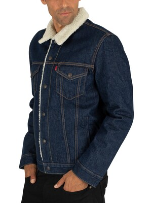 Levi's Sherpa Trucker Jacket - Rockridge