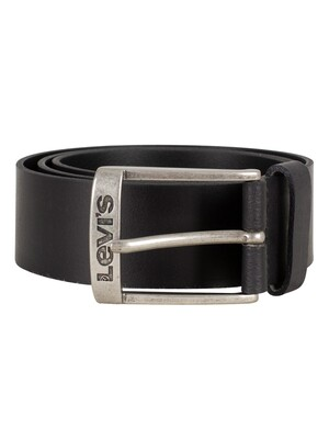 Levi's New Duncan Belt - Black