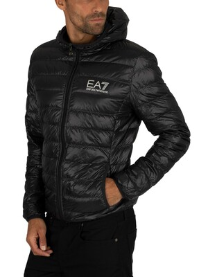 EA7 Down Jacket - Black