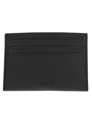 Lacoste Credit Card Wallet - Black