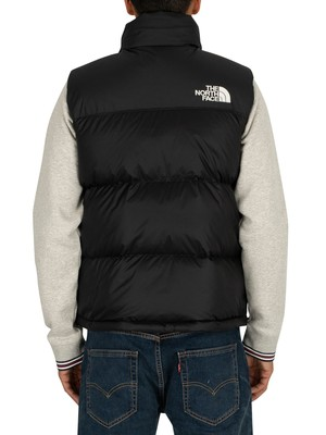 The North Face 1996 Retro Nuptse Gilet - Black