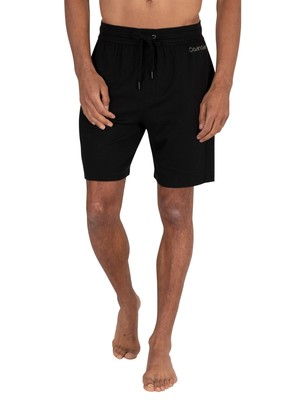 Calvin Klein Sleep Shorts - Black