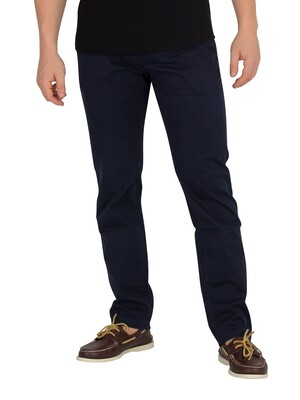 Tommy Hilfiger Core Denton Straight Chinos - Sky Captain