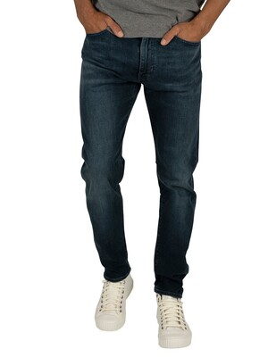 Levi's 512 Slim Taper Jeans - Abu Dark Blue