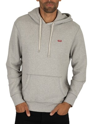 Levi's Original Pullover Hoodie - Grey Heather