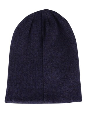 G-Star Effo Long Beanie - Dark Blue/Imperial Blue