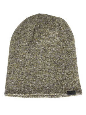 G-Star Effo Long Beanie - Dark Olive/Dark Blue