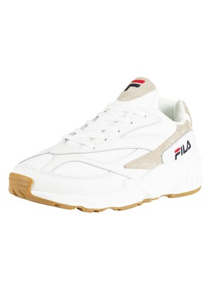 Fila 94 Low Trainers - White