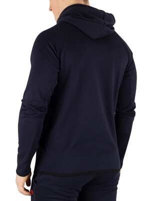 Jack & Jones Jans Zip Hoodie - Sky Captain