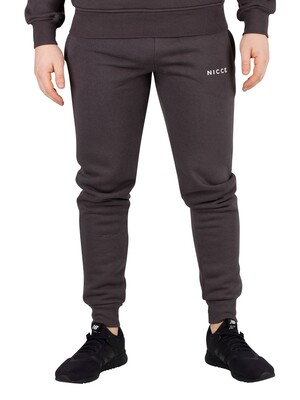 Nicce London Original Logo Joggers - Coal